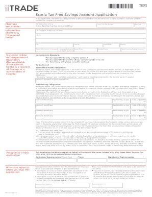 fillable   form tax  savings account