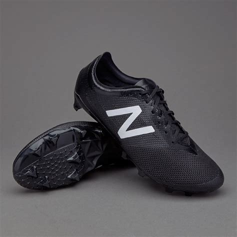 sepatu bola new balance furon 2 0 pro fg black white