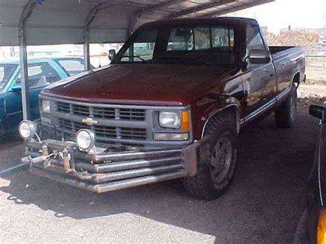 Gas Mileage Of 1990 Chevrolet 1500 Pickup Fuel Economy