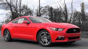 2017 Ford Mustang EcoBoost: Review - YouTube