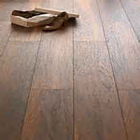 Laminate flooring   white, oak, walnut and tile at Homebase