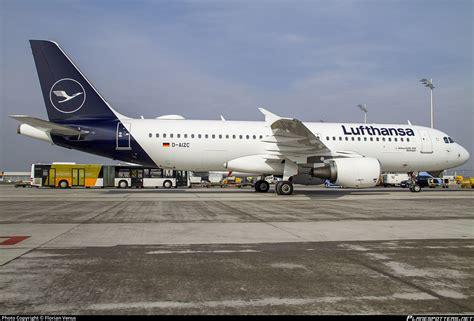 Daizc Lufthansa Airbus A320214 Photo By Florian Venus