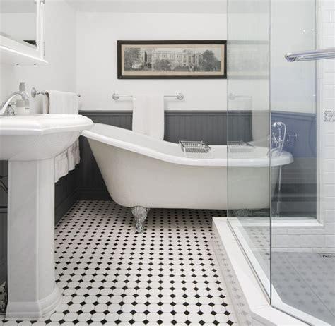 black tile bathroom ideas black and white bathroom gorgeous inspirations