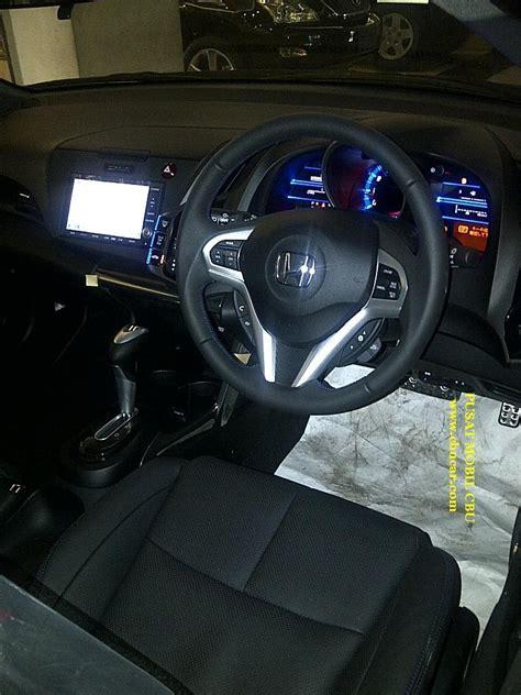honda crz hybrid   pusat mobil cbu