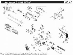 M4 Carbine Parts