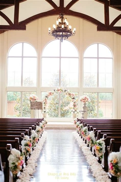 wedding decorations for chapel 25 best ideas about wedding chapel decorations on