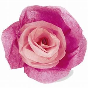 Comment Faire Des Roses En Papier : faire une rose en papier cadeau pour tous ~ Melissatoandfro.com Idées de Décoration