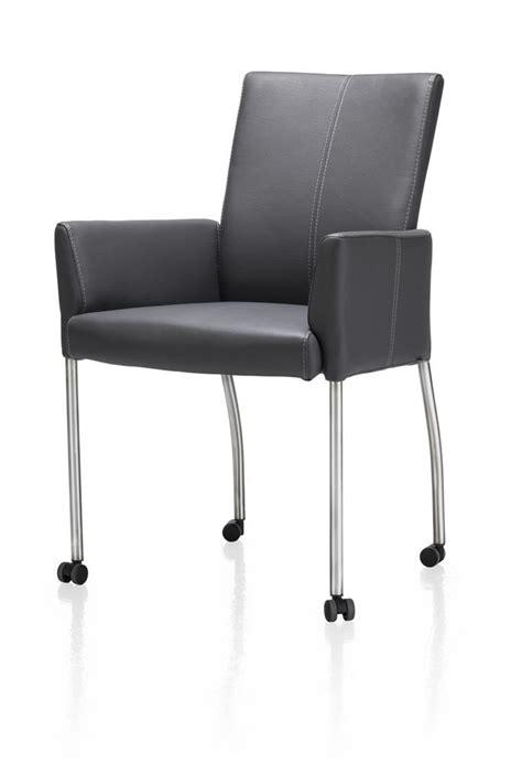 armstoel rvs met lederlook grijs lynn armstoel moreno antracite grijs deba meubelen