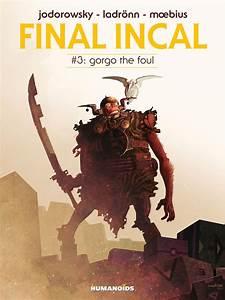 Final Incal Vol 3   Gorgo The Foul