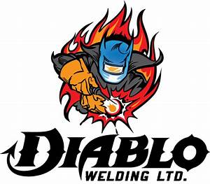 New Logo Design for Diablo Welding Ltd. | HiretheWorld