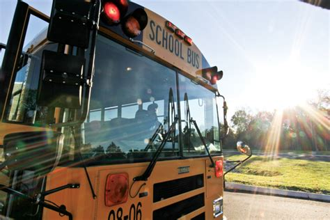 Declining Numbers School Bus Drivers Have Metro