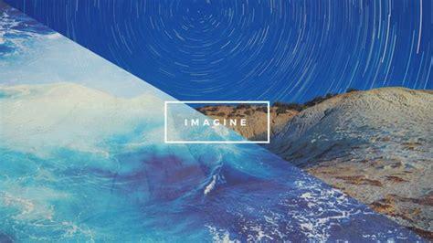 Hd Snowy Mountain Wallpaper Blue Sky Ocean Nature Creative Desktop Wallpaper Templates By Canva