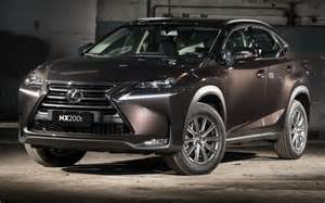 2015 lexus nx 200t lexus nx 200t chega ao brasil preço parte de r 216 300 car br carros