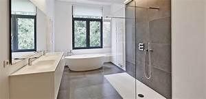 Duschtrennwand Bodengleiche Dusche : die bodenebene dusche n rminger group ~ Michelbontemps.com Haus und Dekorationen