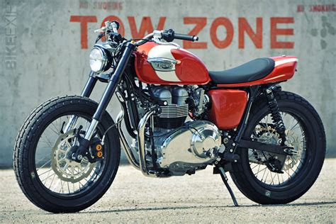 Three New Custom Triumphs From Mule Motorcycles