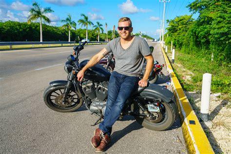 road trip moto ridin in the yucatan with matt karsten from the expert vagabond