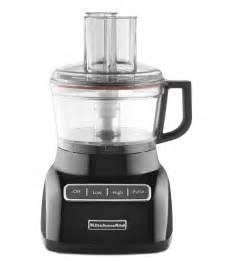 KitchenAid KFP0711OB 7 Cup Food Processor, Onyx Black, Kitchen & Dining, 7 CUP