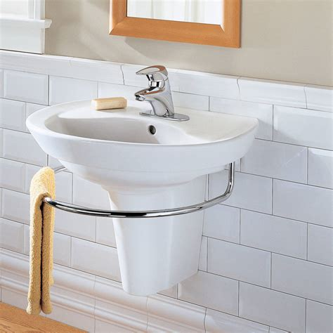 ravenna wall mount bathroom sink american standard