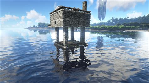 How To Build A Boat Base Rust by Building Structures On Rafts General Discussion Ark