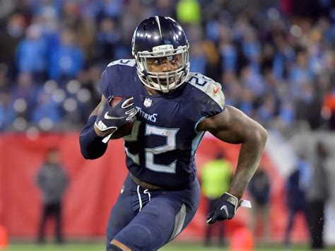 result derrick henry produces record equalling  yard