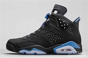 Air Jordan 6 UNC Black University Blue Release Date - SneakerBarDetroit