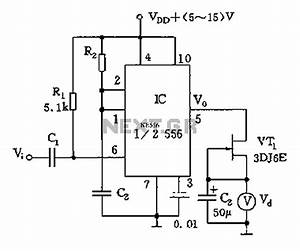 gt other circuits gt 555 lm555 ne555 timer circuits gt 555 With tachometer circuit