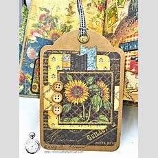 Graphic 45 French Country Heartfelt Recipe Journal