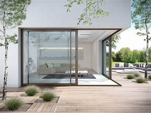 Baie Vitrée Double Vitrage : baie vitr e prix d une baie vitr e double vitrage dthomas ~ Voncanada.com Idées de Décoration