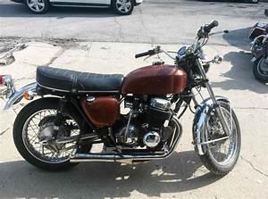 1972 Honda Cb750 Value