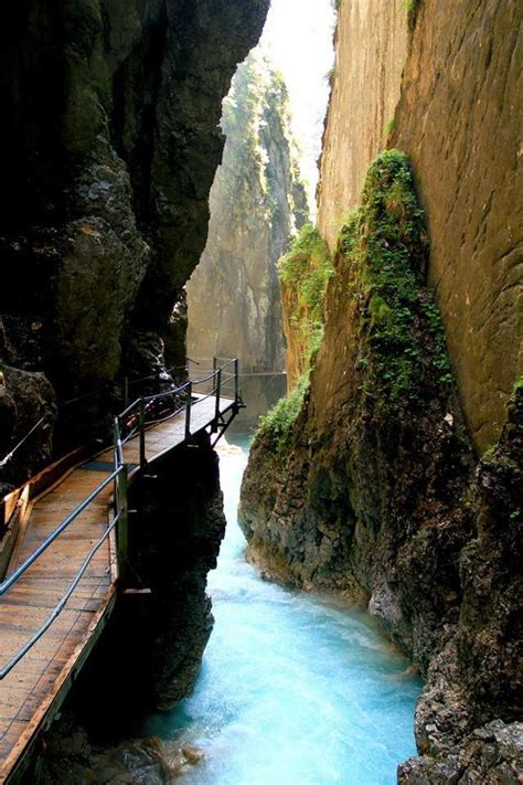 Leutasch Gorge Mittenwald Germany Things I Love