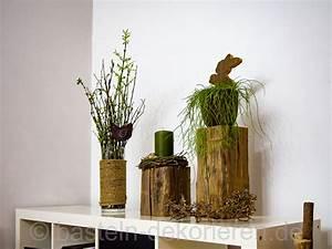 Osterdeko Basteln Aus Holz : einfache osterdeko basteln und dekorieren ~ Orissabook.com Haus und Dekorationen