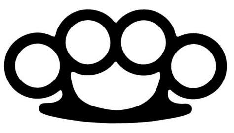 Brass Knuckles Template by Triumph Scrapper 865