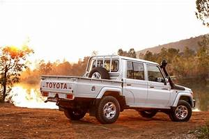 Land Cruiser 79 Proves Toyota Are  U0026quot Masters Of Innovation U0026quot