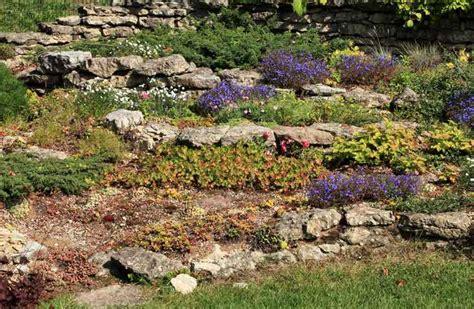 Steingarten Hang Anlegen by Steingarten Anlegen Bilder Bilder Steingarten Anlegen