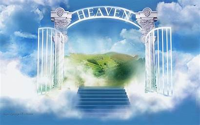 Heaven Gate Bible Gates God Christian Soaring