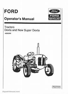 Ford Dexta Manual