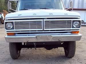 1971 Ford F250  F350 4x4 Highboy Cummins Diesel For Sale