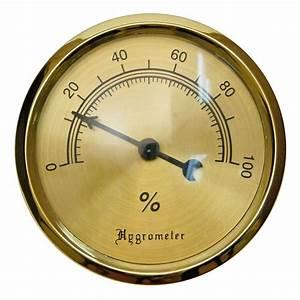 Cigar Hygrometers