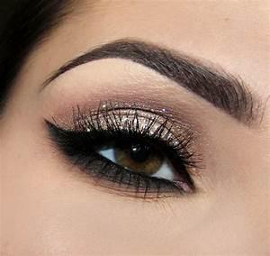 Augen Make up braune Augen - Tipps und Tricks für passende ...