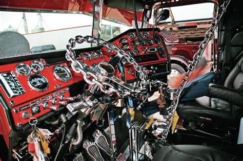 crazy custom interior truck interior custom