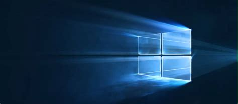 Win 10 Animated Wallpaper - original annimated windows 10 logo