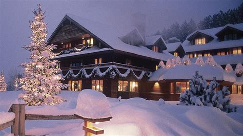 Christmas In Vermont With The Von Trapp Family