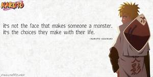 Naruto Uzumaki Quotes. QuotesGram