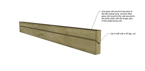wood shelf brackets floating wood shelf mounting what is the most solid way to mount floating