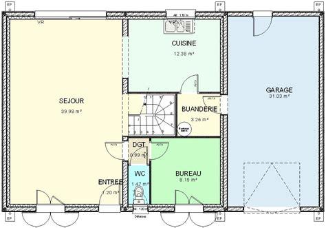 plans de construction de maison montpellier design