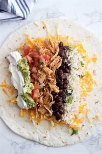 seven layer chicken burritos 5 boys baker