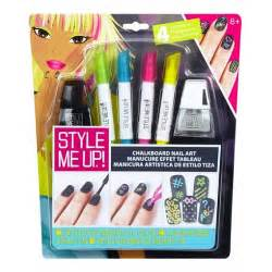 Style me up chalkboard nail art aquastone group toys quot r us