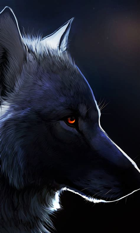 Wolf Wallpaper Phone Hd by Free Wolf Mobile Mobile Phone Wallpaper 2361