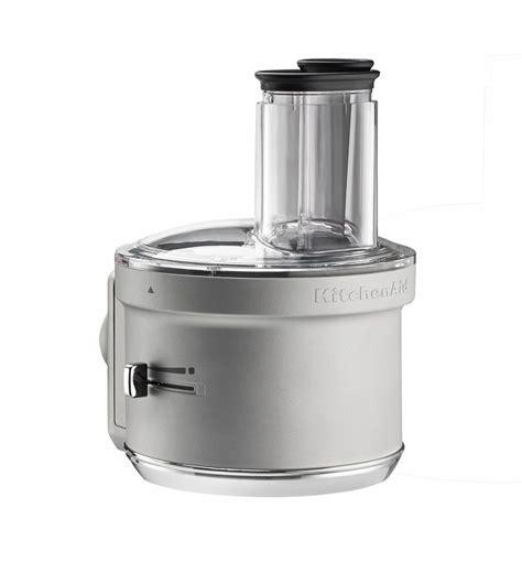 cuisine kitchenaid exactslice food processor attachment ksm2fpa other