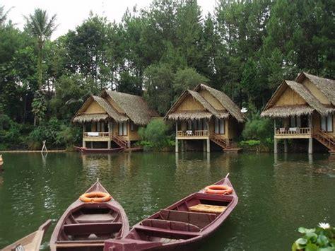 rute  lokasi kampung sampireun destinasi tempat wisata